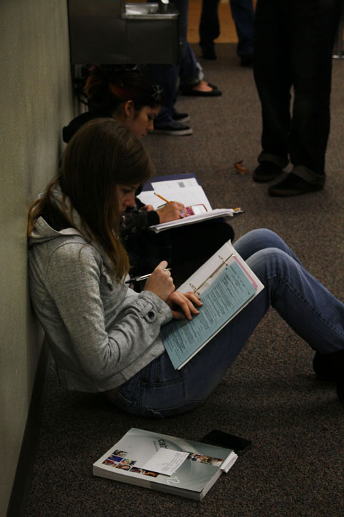 Counseling at ARC struggles towards end of semester