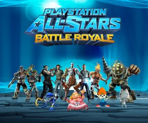 'PlayStation All-Stars' is fun free-for-all fighter fueled by nostalgia