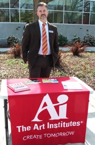 Art Institute visits ARC
