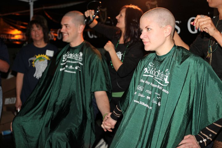 Baldrick's shaves for a cure