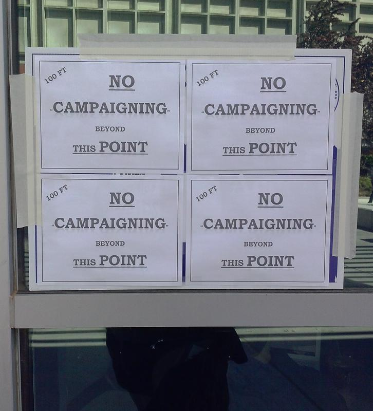 Results of Associated Student Body Elections