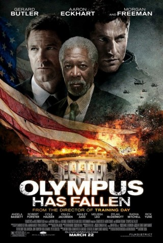 """Olympus Has Fallen"" rises above the ashes"