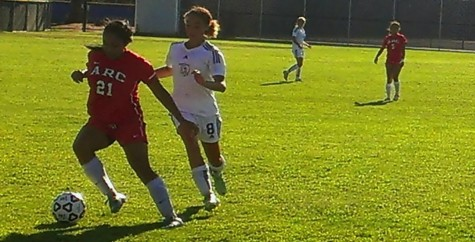 Women's soccer defense steps up but loses 1-0 versus Solano Community College