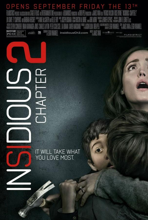 Insidious Chapter 2 hits all the right points