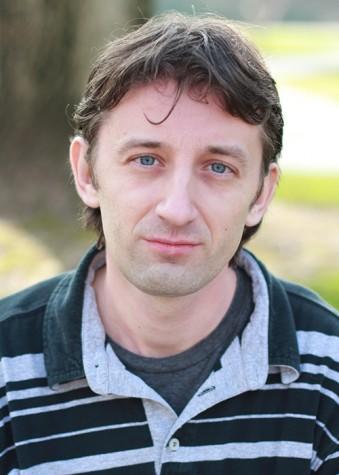 Photo of Alex Panasenko
