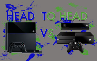 Head to Head: Xbox One and the PlayStation 4