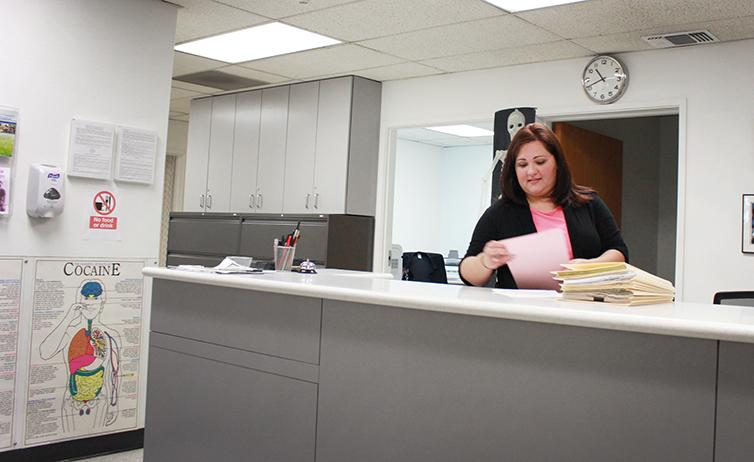 Health center availability atrophies