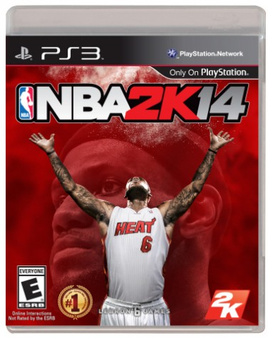 "LeBron takes the spotlight in the new installment of ""NBA 2K"""