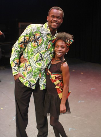 Theater department captivates during Black History Month with