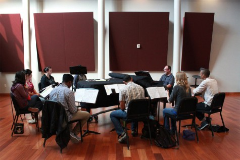 Nationally recognized ensemble to perform at home
