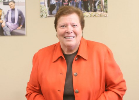 Pam Walker: From ARC dropout to interim president