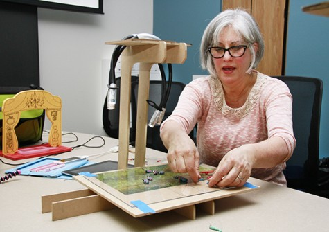 Claymation workshop brings art to life at ARC