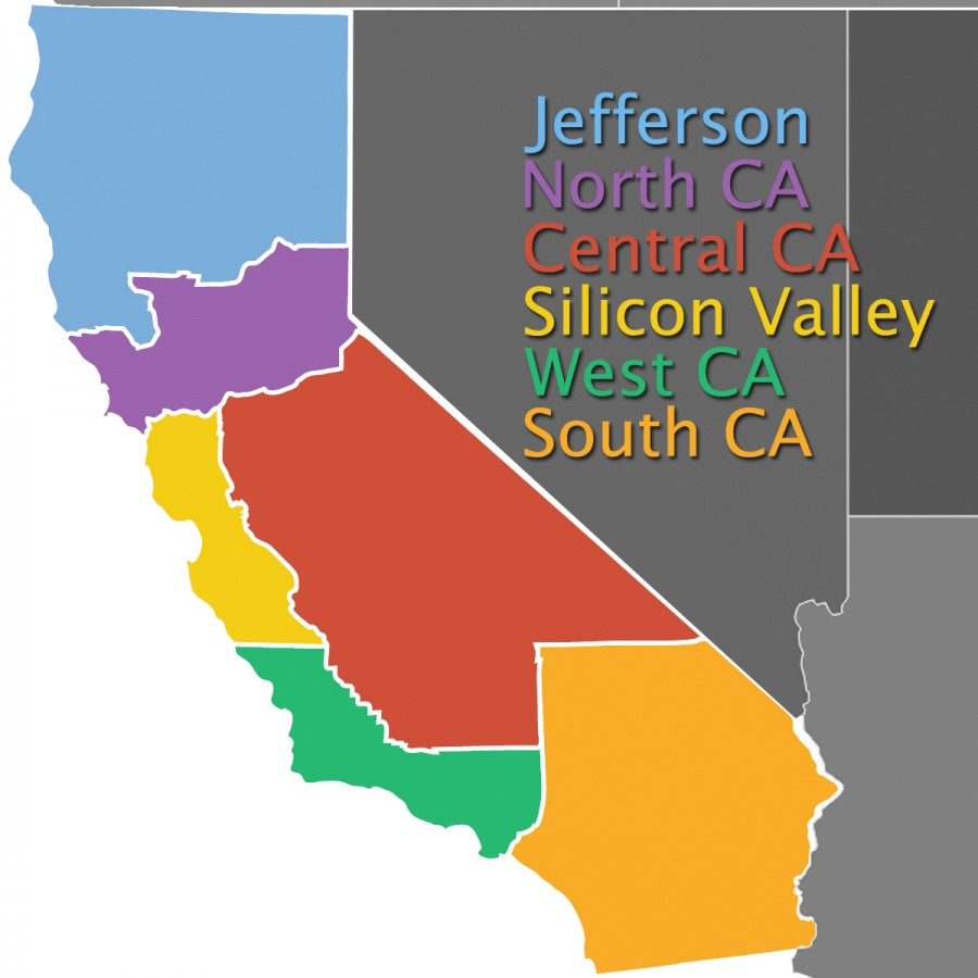 Possibility+of+turning+California+into+six+states