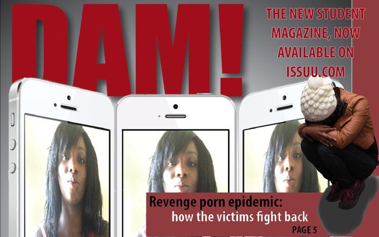 DAM! Volume 1 Issue 1 e-edition on issuu.com now!