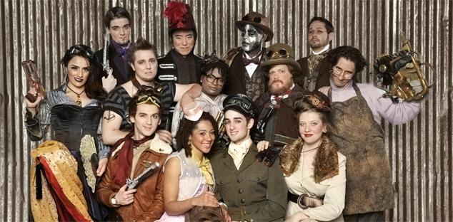 Iambic industrialism in ARC theater production