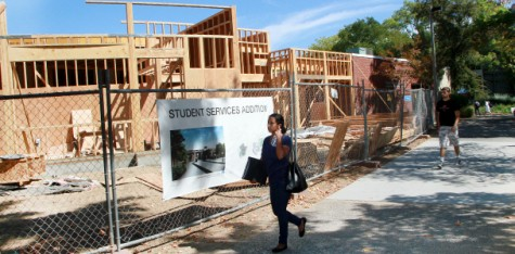 Construction moves forward