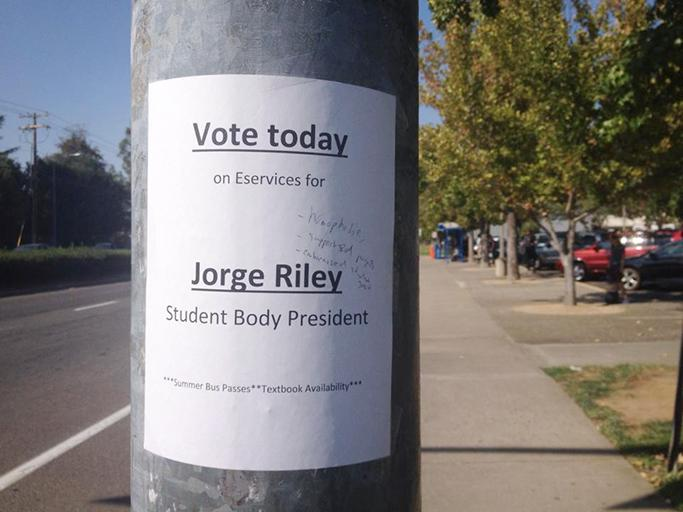 Riley+campaign+sign+defaced