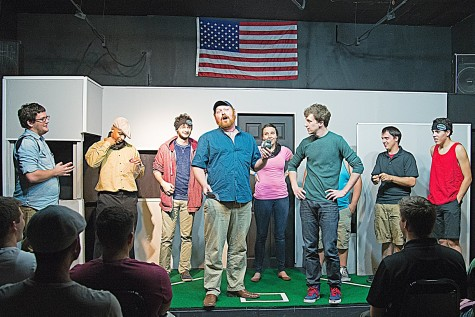 """Whose Line Is It Anyway?"" meets ""Survivor"" in popular local improv show"