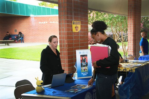 Universities flock to ARC for annual Transfer Day