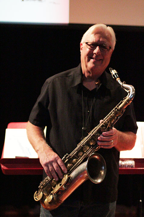 Jazz+clinic+at+ARC+features+saxophone+tips+from+a+veteran+of+ARC