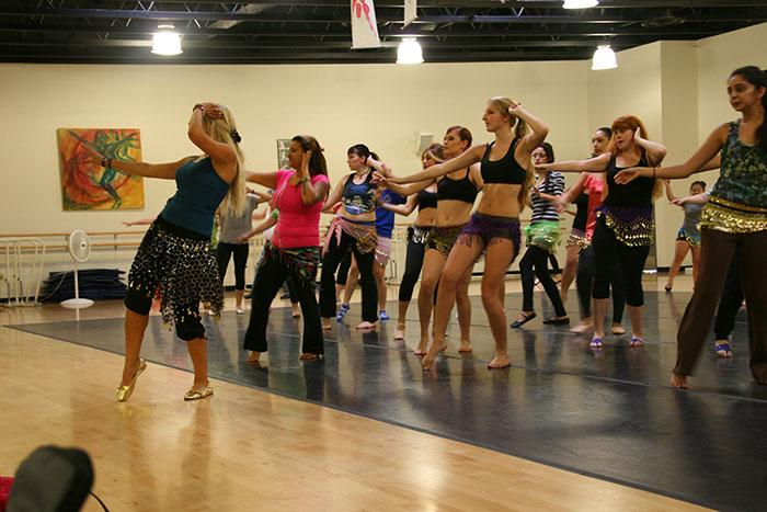 Take This Class: Belly Dancing 301