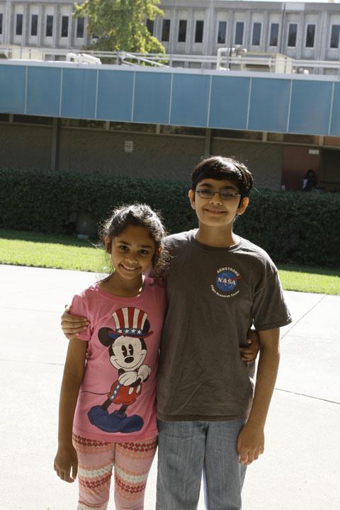 Child prodigies attend ARC