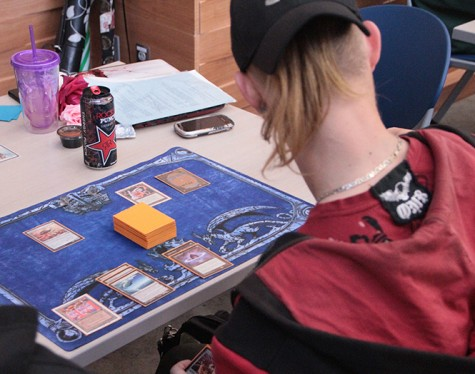 Magic players gather at American River College