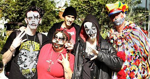 ARC juggalos reject their gang classification