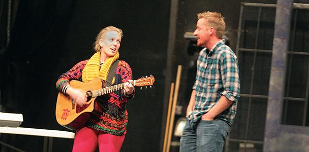 Student talent showcased at auditions for fundraiser play,