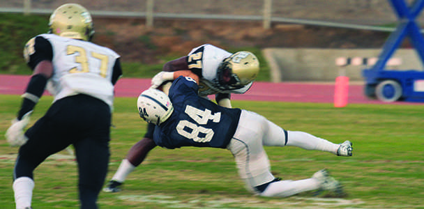 ARC football no longer undefeated after losing to Butte in mistake-filled game, 31-28