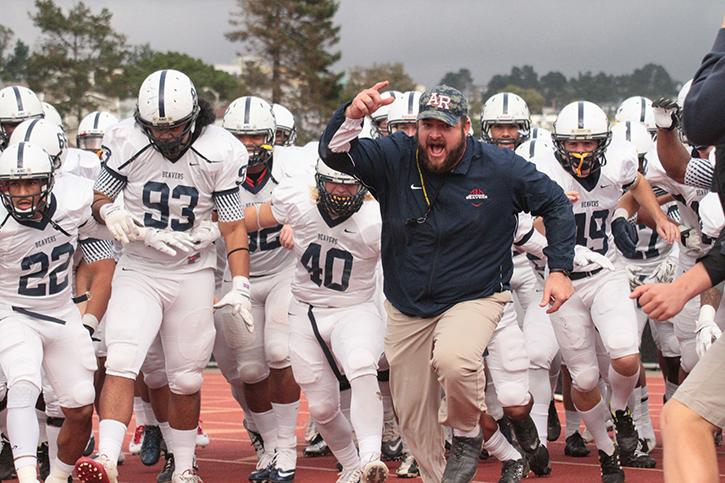 Photo gallery: ARC football falls to CCSF in NorCal Football Conference championship game