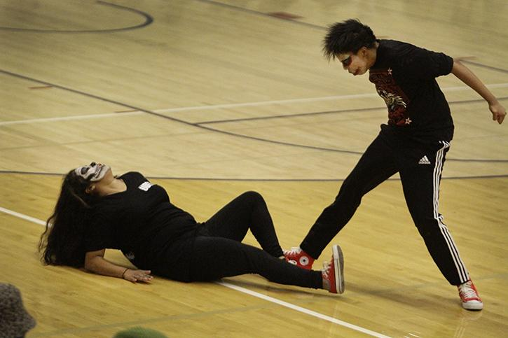 ARC hosts Fall 2014 dance competition