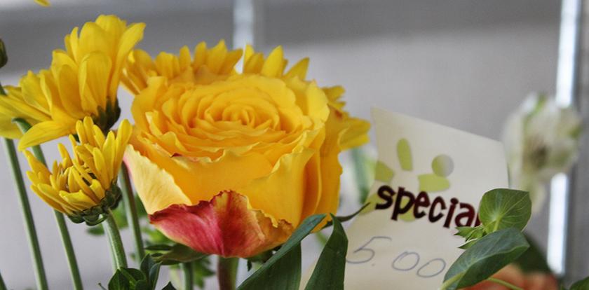 Flower sales return to ARC