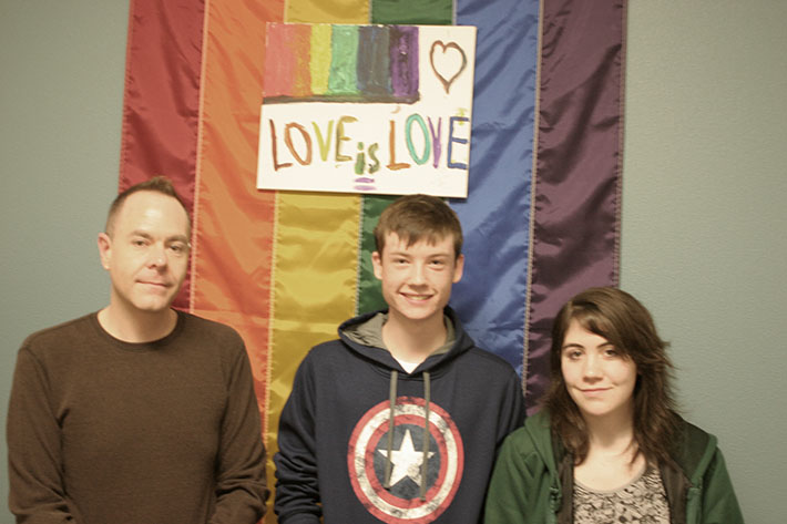 LGBT club plans outreach for new semester
