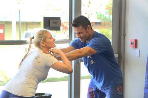 American River College hosts Brazilian jiu-jitsu demonstration