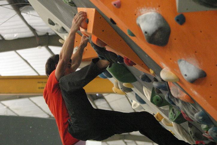 Alex Honnold, son of ARC professor, pursues life as world-famous free solo climber