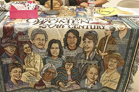 Women's History Month Celebrated through storytelling