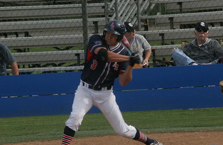 Late comeback attempt falls just short as SJDC sweeps series