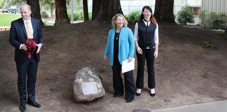ARC unveils tribute to mother of Nobel Prize winner Carol Greider