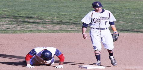 ARC clobbered by Cosumnes River College in 8-2 loss