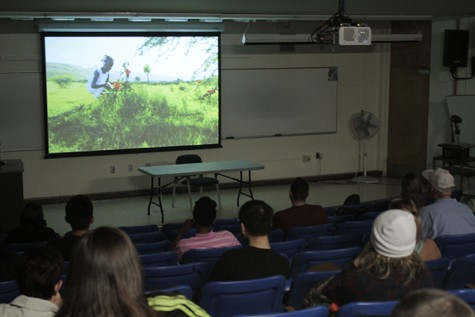 Students who attended the College hour last Thursday were shown a screening of Girl Rising a movie that chronicled the hardships of nine.