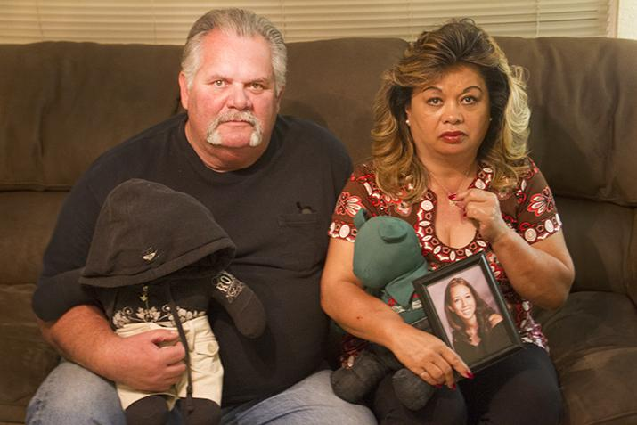 Five years later, parents mourn their daughter