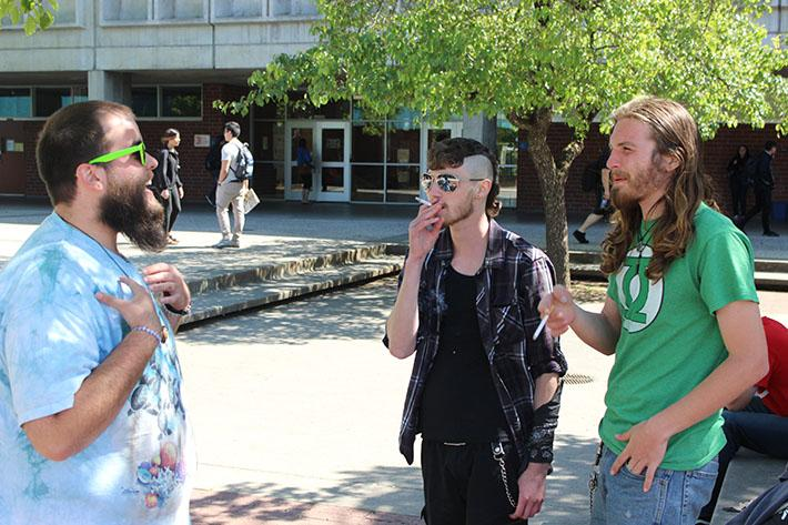 Survey heralds possible changes to campus smoking policy