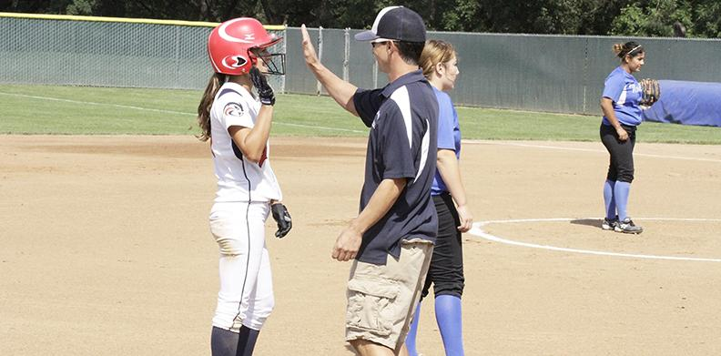 Softball selected for 2015 playoffs