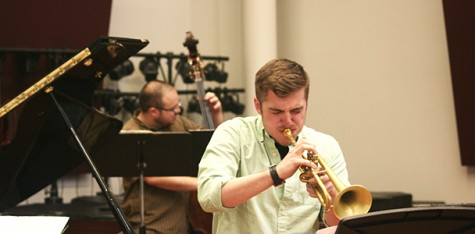UNR's jazz band performs for ARC