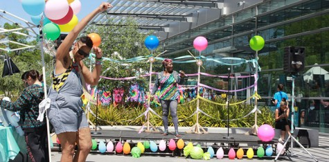 Candyland-themed club day encourages student involvement in carnival-style games