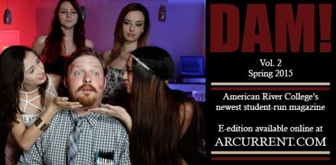 DAM! Vol. 2 Issue 1 e-edition on issuu.com now!