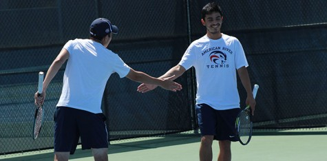 Men's Tennis finishes its season 15-2