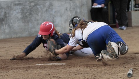 Softball's season ends in playoff loss at San Mateo