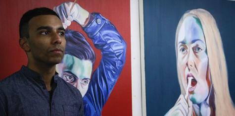Mustafa Shaheen: Portrait of an artist